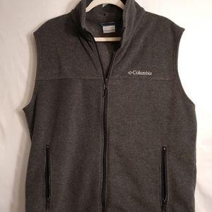 Men's Columbia Vest size Large